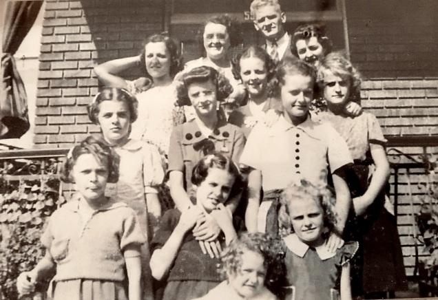 Onze soeurs et leurs parents