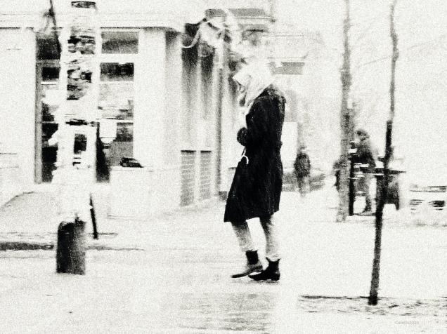 Sous des siaux de pluie
