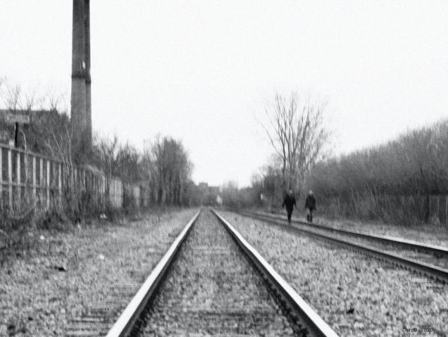 La track