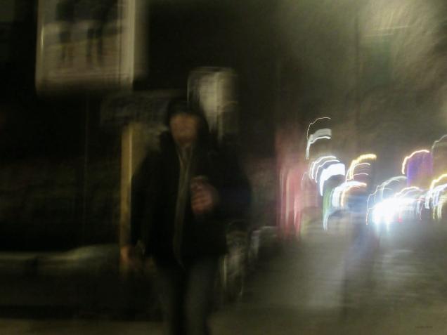Virée nocturne
